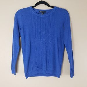 Banana Republic Blue Sweater Size XS G8